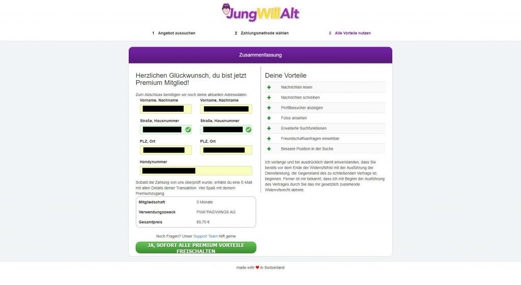 AG Mettmann: Nach Widerruf kein Anspruch auf Zahlung von Mitgliedsbeiträgen für jungwillalt.com (Urteil vom 14.03.2019) - Paidwings AG